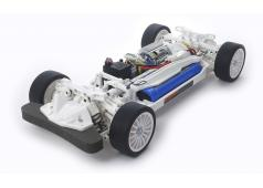 Tamiya T47364 1:10 RC TT-02 Chassis Kit White Special Limited Edition