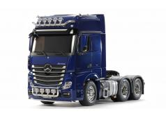 Tamiya T56354 1:14 RC MB Actros 3363 Pearl Blue voorgespoten