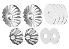 C-00180-179 Planetary Diff. Gears - Steel - 1 Set