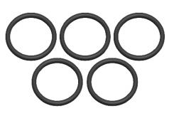 C-00180-192 O-Ring - Silicone - 16.2x19.8mm - 5 pcs