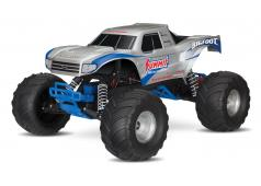 Traxxas Bigfoot, 1/10 Schaal Monster Truck Zilver TRX36084-1
