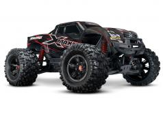 TRAXXAS X-Maxx Special Edition Rood Met 30+ volt en extreme 8s power Brushless Monster TRX77086-4RED