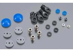 Traxxas TRX7463 Rebuild kit, GTR long/xx-long shocks (x-rings,