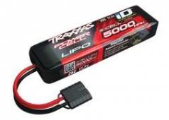 Traxxas TRX2872X Power Cell LiPo 5000mAh 11.1V 3S 25C ,ID Summit