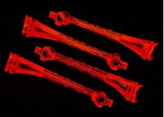 Traxxas TRX6653 LED lens, orange (4)