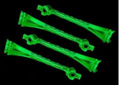 Traxxas TRX6654 LED lens, green (4)