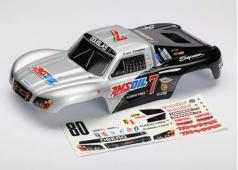 Traxxas TRX7017R Body, Amsoil, 1/16 Slash (geschilderd, stickers