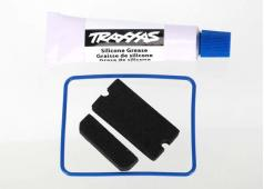 Traxxas TRX7425 Seal kit, receiver box (includes o-ring, seals,