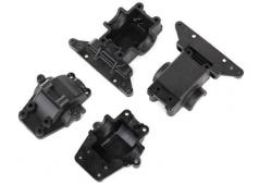 Traxxas TRX7530 Bulkhead, front & rear / differential housing, front & rear