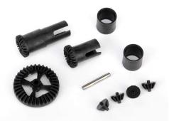 Traxxas TRX7579 Gear set, differential (output gears (2)/ spider