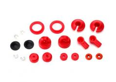 Traxxas TRX7662 Rebuild kit, oil-filled shocks (o-ring, bladder,