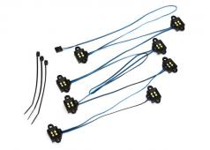 Traxxas TRX8026 Led Rock Light Kit, TRX-4 (benodigd 8028 Power Supply)