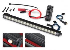 Traxxas TRX8029 Led Lightbar Kit (RIGID)/Power Supply, TRX-4