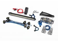 Traxxas TRX8030 Led Lightbar Kit (RIGID)/Power Supply, TRX-4