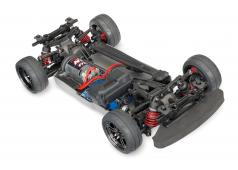 Traxxas 1/10 Scale 4-Tec 2.0 AWD Chassis TRX83024-4