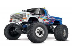 Traxxas Bigfoot Nr1, 1/10 Schaal Monster Truck TRX36034-1 Model 2019