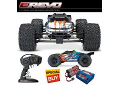 Traxxas E-Revo 2 brushless LIPO pack