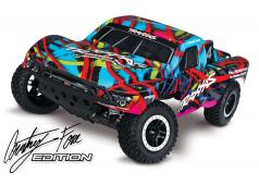 Traxxas Hawai 2WD VXL brushless short course RTR 2.4G, zonder Accu en Lader