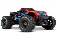 Traxxas New Maxx 1/10 RED-X TRX89076-4REDX