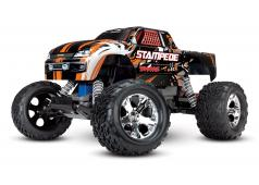 Traxxas Stampede XL-5 Electro Monster Truck RTR Compleet Oranje TRX36054-1ORA