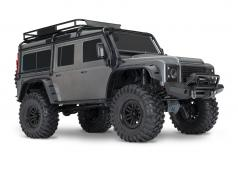 Traxxas TRX-4 Land Rover Crawler Limited Edition Silver TRX82056-4SIL