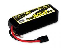 Yellow RC LiPo 6000mAh 7.4V 2S35C , all models