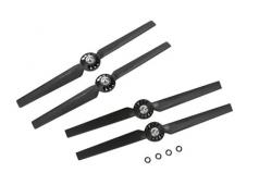 YUNQ4K115 propellers clockwise and counter clockwise Yuneec Q500