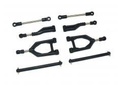 Yellow RC YEL12003 Front+Rear upper suspension arms