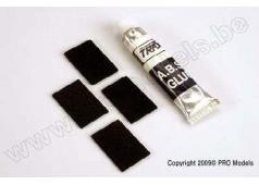 Traxxas TRX-1514 Glue for ABS/ battery pads (4)