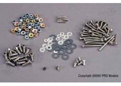 Traxxas TRX-1646 Screw set for Bullet (assorted machine screws,