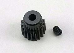 Traxxas TRX1918 Tandwiel, 18-T pinion (48-pitch) / set schroef