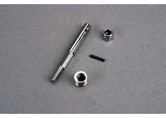 Traxxas TRX-1993 Shaft, slipper clutch (w/ roll pin)