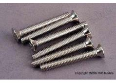 Traxxas TRX-3169 Screws, 4x30mm countersunk machine (6)