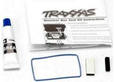 Traxxas TRX3629 Afdichting kit, ontvanger box (inclusief O-ring,