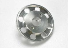 Traxxas TRX4142X Flywheel, (larger, knurled for use with starter