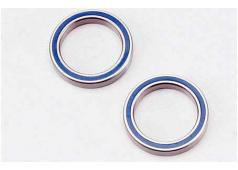 Traxxas TRX5182 Ball bearings, blue rubber sealed (20x27x4mm) (2)
