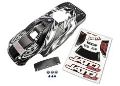 Traxxas TRX-5511R Body, Jato 3.3, ProGraphix (replacement for th