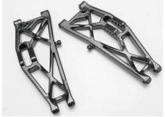 Traxxas TRX-5533G Suspension arms, rear (left & right), Exo-Carb