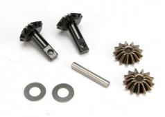 Traxxas TRX-5582 Gear set, differential (output gears (2)/ spide