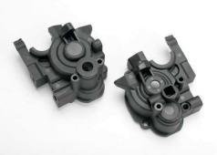 Traxxas TRX-5591 Gearbox halves (right & left)