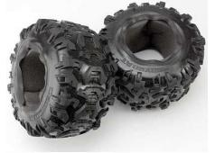 "Traxxas TRX5670 Banden, Canyon AT 3.8 ""(2) / foam inserts (2)"