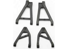 Traxxas TRX7032 Suspension arm set, rear (includes upper right