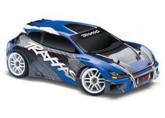 Traxxas Bouwtekening Aandrijving 1/16 Ford Rally