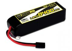 Yellow RC LiPo 8400mAh 11.1V 3S 35C , Slash & Slash 4x4
