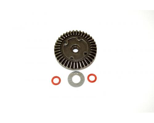 1230177 Differential drive spur gear 38T ATC 2.4 RTR/BL