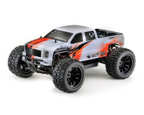 "Absima 1:10 EP Truck ""AMT2.4BL\"" 4WD Brushless RTR"