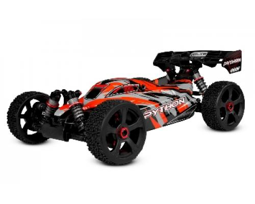 Team Corally - PYTHON XP 6S - 1/8 Buggy EP - RTR - Brushless Power 6S - Geen batterij - Geen oplader