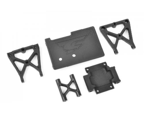 C-00180-301 Center Roll Cage Mount - Composite - 1 Set