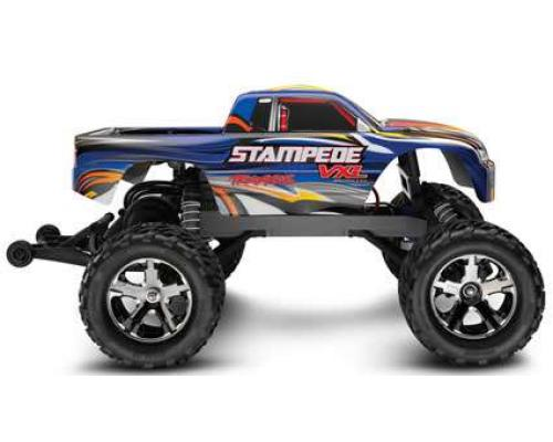 Traxxas TRX36076-3 Stampede VXL brushless monster truck 2.4 Ghz